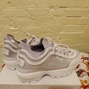 Fila Shoes | Fila Disruptor 2 Sock Mesh